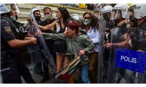 İstanbul'da 1 Eylül açıklamasına polis müdahalesi ve abluka: 47 gözaltı