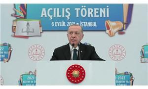 Erdoğan'dan aşı çağrısı: Zorlayıcı hususlara başvurmak istemiyoruz