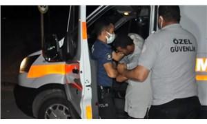 Hastane önünden ambulans kaçıran şahıs: Beni eve götürün dedim, götürmediler