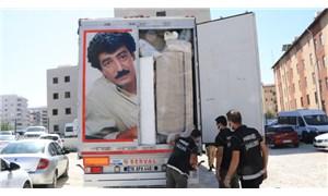 TIR'daki ev eşyaları arasında 275 kilo eroin bulundu