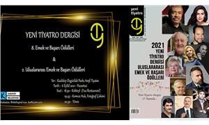 Yeni Tiyatro Dergisi Emek ve Başarı Ödülleri, bugün sahiplerini buluyor