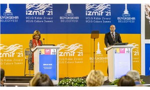 """Tunç Soyer, Uluslararası İzmir Kültür Zirvesi'nde konuştu: """"İzmir'den tüm dünyaya kültür tohumları serpeceğiz"""""""
