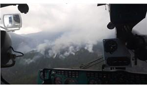 Antalya'da çıkan orman yangını kontrol altına alındı: 4 hektar alan zarar gördü