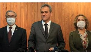 Milli Eğitim Bakanı Özer: 198 derslikte yüz yüze eğitime ara verildi
