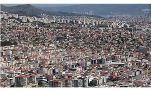 İzmir'de konut satışları yüzde 30,6 azaldı