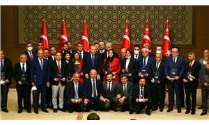 Erdoğan destekçilerine medya ödülleri dağıttı