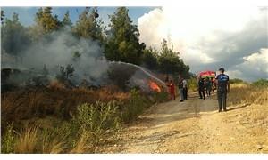 OGM: Bugün çıkan 13 orman yangını kontrol altına alındı