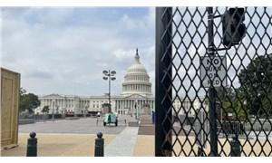 ABD Senato ofisleri, düzenlenecek gösteri öncesi kapatılacak