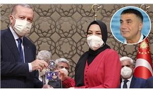 Erdoğan'ın medya ödüllerinde iki isme 'Sedat Peker' çiziği