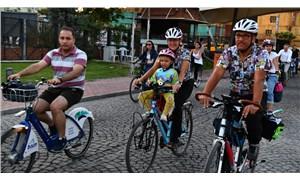 Avrupa Hareketlilik Haftası: İzmir'de 7 bin 522 metrelik yol sadece yaya ve bisikletlilerin kullanımına bırakıldı