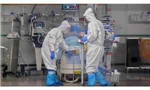 İsrail'de ağır hastaların yüzde 65'i, nüfusun hiç aşılanmamış yüzde 17'sinden...