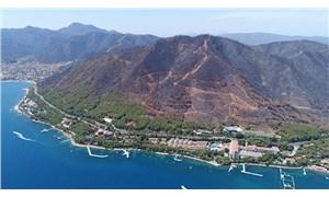 Yangın söndü ama talan projeleri devam ediyor