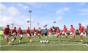 Ampute Futbol Milli Takımı finale yükseldi