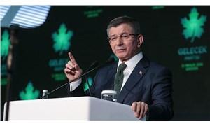 Davutoğlu: Bana 'musibet' diyen Bahçeli'nin 26 yıllık genel başkanlık tarihine bakın