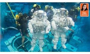 Astronot havuzları: Astronotların uzaya hazırlıkları