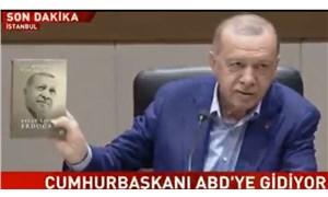 Erdoğan kitabının Fransızca baskısını tanıttı: Görüldüğü gibi bu da İngilizcesi