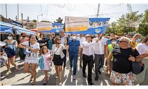 Tunç Soyer, İzmir'in karbon ayak izini azaltmak için yürüdü
