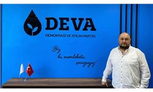 DEVA Partisi Melikgazi İlçe Başkanı ve yönetim kurulu üyeleri istifa etti