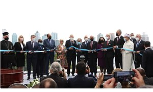 İktidar, Diyanet kozunu oynamayı sürdürüyor: New York'taki Türkevi'nin açılışı da Ali Erbaş'ın duasıyla yapıldı!