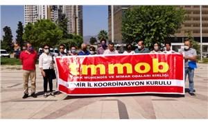TMMOB İzmir: Ortak geleceğe sahip çıkıyoruz
