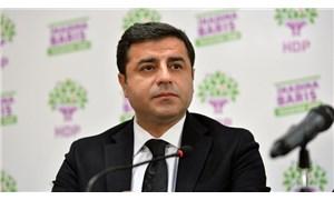 Demirtaş'tan Temelli'nin açıklamasına yanıt: HDP çözüme taliptir, adres de TBMM'dir