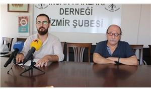 İHD İzmir: Ege Bölgesi'nde 4 ayda 6 bin 383 hak ihlali yaşandı