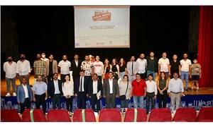 Karşıyaka'da Roman Gençlik Çalıştayı yapıldı