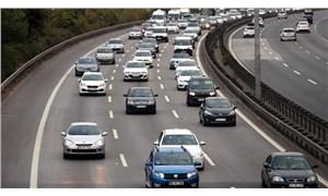 Ağustos ayında trafiğe kaydı yapılan taşıt sayısı yüzde 18 azaldı