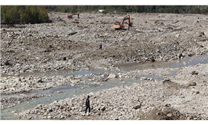 Sinop'taki sel felaketinde kaybolan 6 kişiyi arama çalışmaları sürüyor