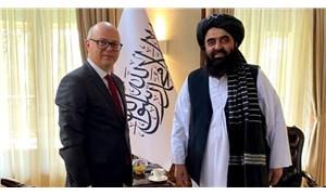 Türkiye'nin Kabil Büyükelçisi, Taliban'ın Dışişleri Bakan Vekili ile görüştü