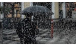 Ülke genelinde sağanak yağış etkisini gösteriyor