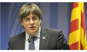 Eski Katalonya Özerk Hükümet Başkanı Puigdemont gözaltına alındı