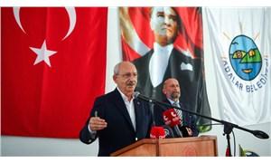 Kılıçdaroğlu: Pek çok sanatçımızı hapishanelerde çürüttük
