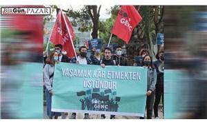 AKP'yle de sermayeyle de uzlaşmayacağız