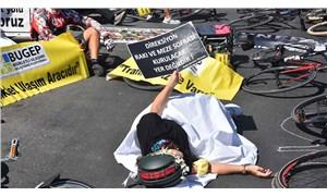 Daha kaç bisiklet sürücüsü ölecek!