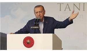 Erdoğan: Türkiye'ye saldıran terör örgütleri ABD'den çok ciddi silah desteği aldı