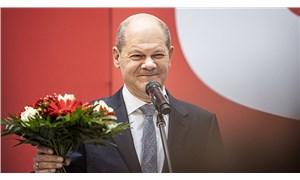 Almanya seçiminin galibi Scholz: Seçmenler çok net konuştu