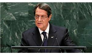 Anastasiadis: Kıbrıs'ta iki bölgeli federasyona açığım