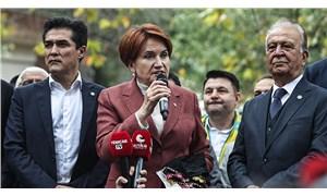 İYİ Parti'den Akşener'in 'başbakanlığa adayım' sözlerine açıklama