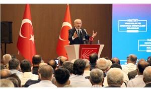Kılıçdaroğlu: Meclis'e ilk sevk edeceğimiz kanun, 'Siyasi Ahlak Kanunu' olacak