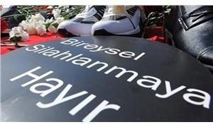 9 ayda bin 470 kişi silahlı yaralanmalarda yaşamını yitirdi
