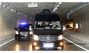 25 milyon geçiş garantisi verilen Avrasya Tüneli'nden 12 milyon araç geçmiş