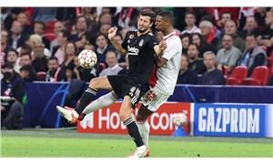 Beşiktaş, Ajax'a 2-0 yenildi