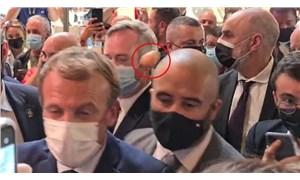 Macron'a yumurta atan genç akıl hastanesine kaldırıldı