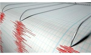 Muş'ta 3.6 büyüklüğünde deprem