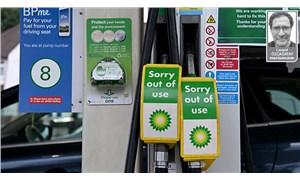 Şimdi de petrol krizi