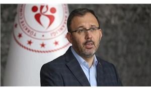 Kasapoğlu'ndan yurt açıklaması