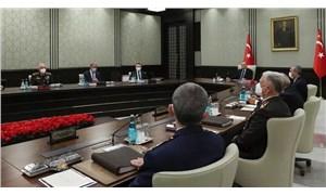 Milli Güvenlik Kurulu Saray'da toplanacak