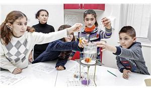 Çocukların bilimle tanışma haftası