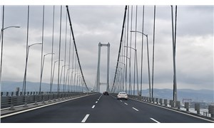 Akşener'den, 'Osmangazi Köprüsü' paylaşımı: Şimdi bu hak mı?'